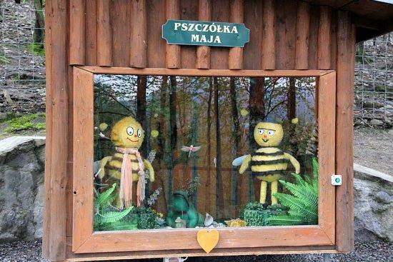 Lesny Park Niespodzianek: ... včielka Mája aj s ozvučením