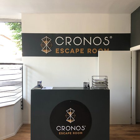 Cronos Escape Room