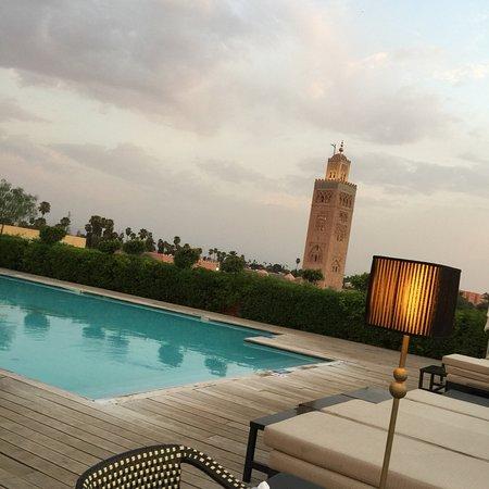 Les Jardins Marrakech Restaurant