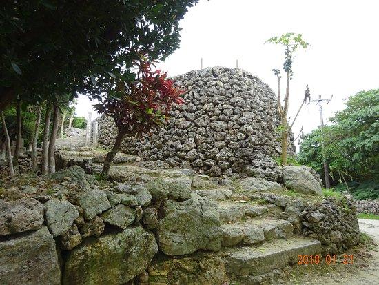Taketomi-jima, Giappone: 小城盛