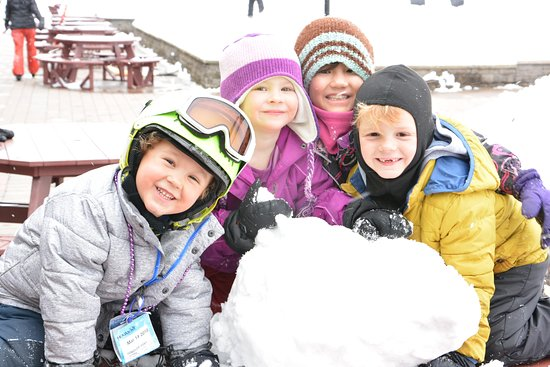 Ellicottville, NY: Kids love winter at HoliMont