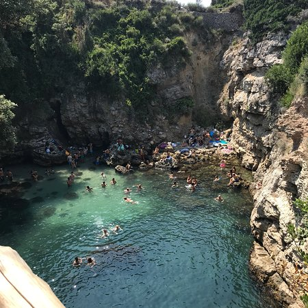 Bagni della Regina Giovanna (Sorrento) - 2018 All You Need to Know ...