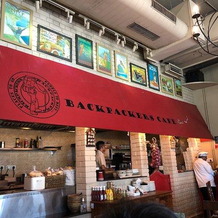 Backpackers Cafe Φωτογραφία