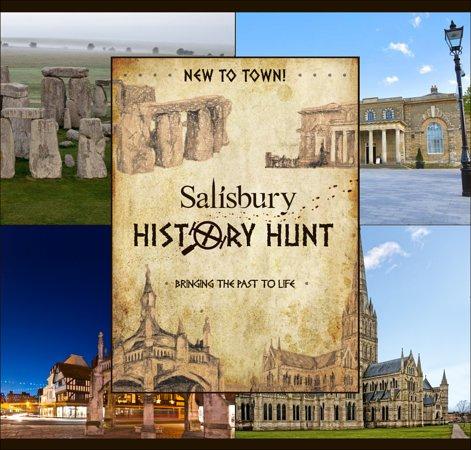 History Hunt - SALISBURY