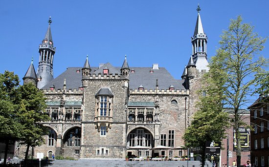 City Hall Aachen