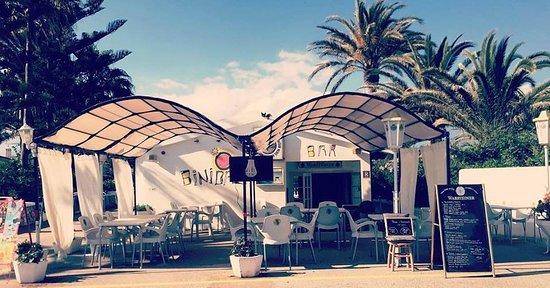 """Sant Climent, Испания: Bar Restaurant """"el nuevo Binidali"""""""