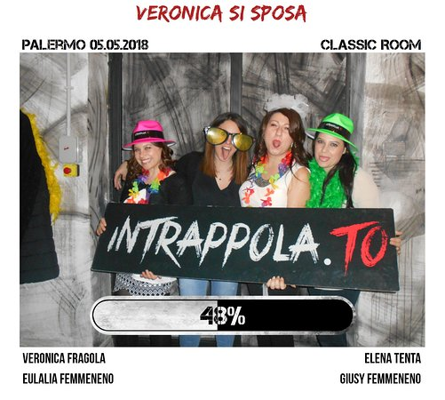 ‪Escape Room Intrappola.TO‬