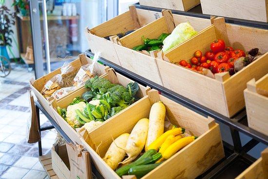 Gmund am Tegernsee, Alemania: Obst & Gemüse aus der Region