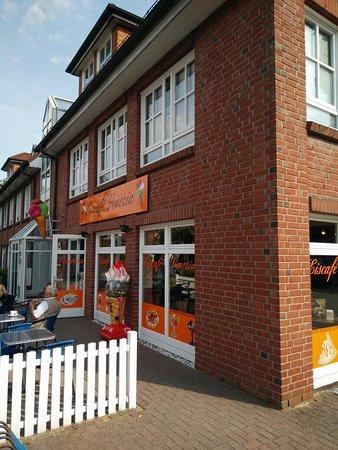 Hanstedt, Duitsland: Eiscafé Venezia