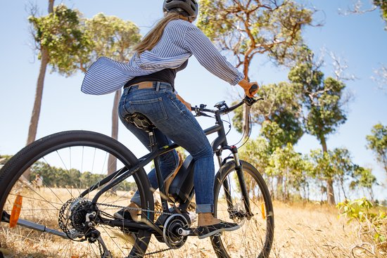 Río Margaret, Australia: E Bikes Now available for riding our Sip n Cycle winery tour