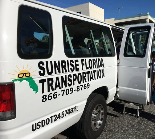 Sunrise Florida Transportation