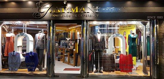 G. Armani Tailor & Thaisilk