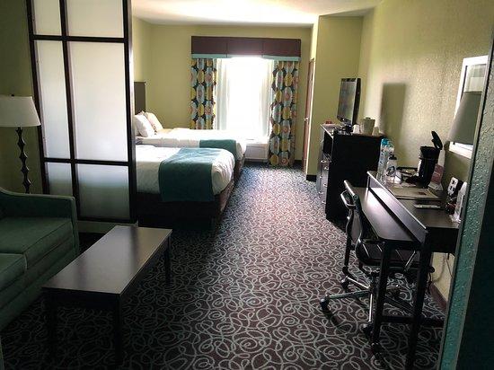 Comfort Suites at Fairgrounds - Casino Photo