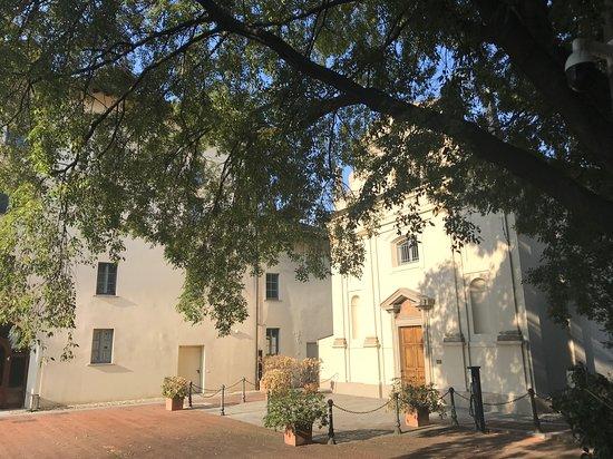 Oratorio di S. Margherita di Villa La Torretta