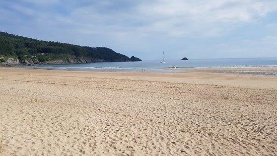 Playa de Abrela