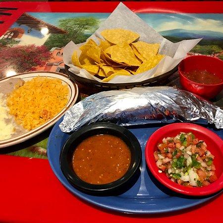 Saline, ميتشجان: Tacos