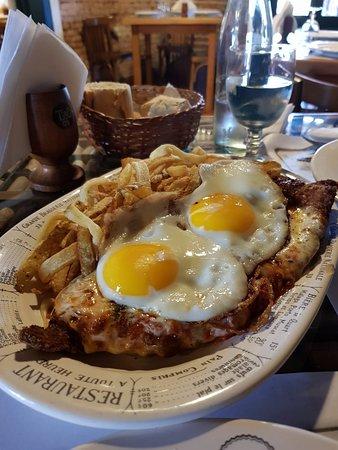 Azcuenaga, Argentina: La mejor milanesa en mucho tiempo