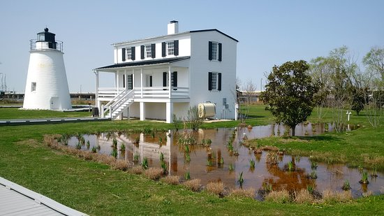 Piney Point Lighthouse Museum & Historic Park