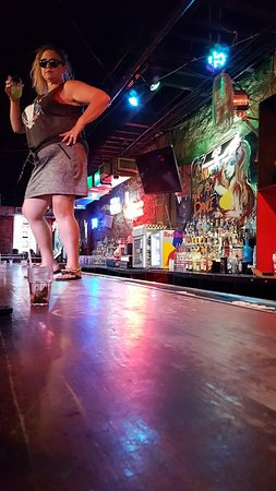 """Coyote Ugly: """"She's been here for 2 days..."""""""