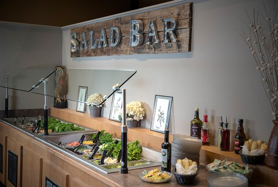 Homestead Family Restaurant Salad Bar