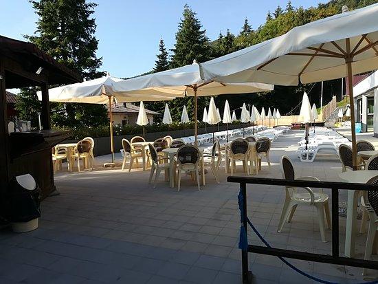 Sestola, Italie : Piscine riscaldate
