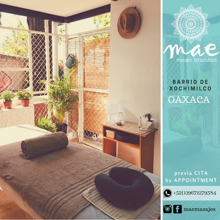 MAE Masajes Terapeuticos Oaxaca