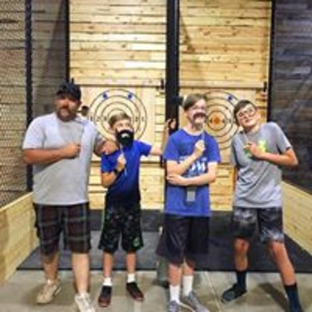 ‪Heber Hatchets Axe Throwing - Heber City‬