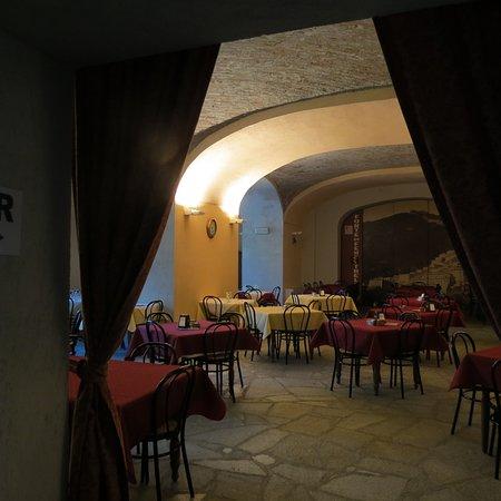 Cafe Des Forcats : Sala da pranzo