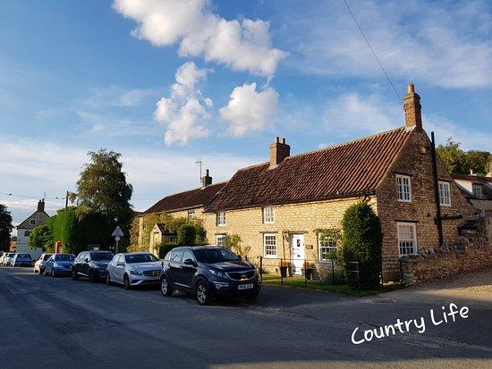 Westow, UK: Yew tree cottage family break