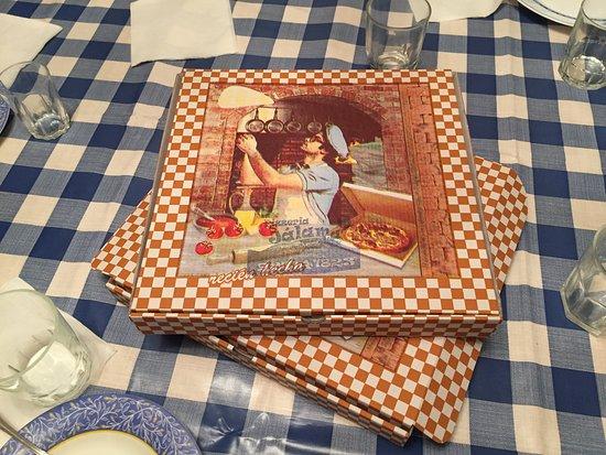 Acebo, Испания: pizzas