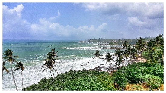 Тангалле, Шри-Ланка: Tangalle Lighthouse and views of the coast
