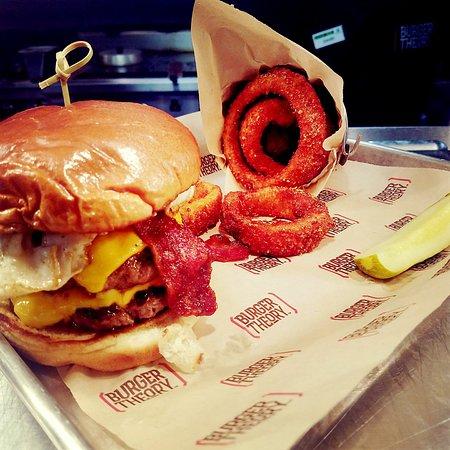 Burger Theory Joliet