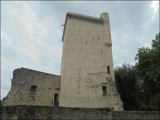 La Tour de l'Honneur et son musee