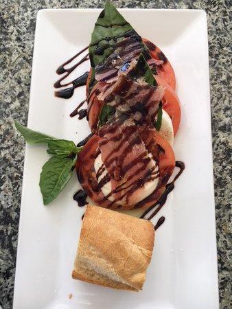 Winnsboro, ساوث كارولينا: Salad