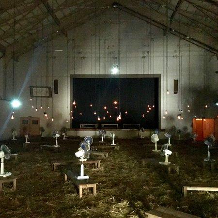 "Tokamachi, Nhật Bản: クリスチャン・ボルタンスキー+ジャン・カルマン Christian Boltanski +Jean Kalman ""最後の教室 The Last Class"" 2006 #大地の芸術祭"