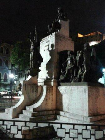 Praça Visconde de Cairu