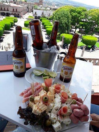 El Campanario Cafe Morelia Restaurant Reviews Photos