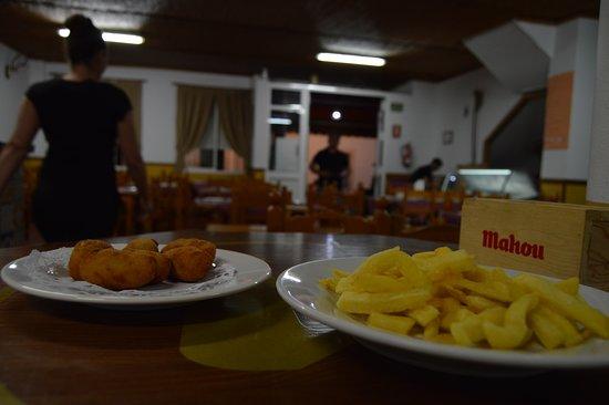 Aljaraque, Spain: ¿A quién no le gustan las croquetas?