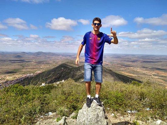Monte Santo, BA: No cume da serra do Piquaraça (Santuário da santa Cruz)