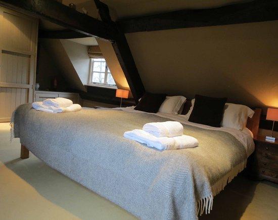 Yorkley, UK: Attic Bedroom