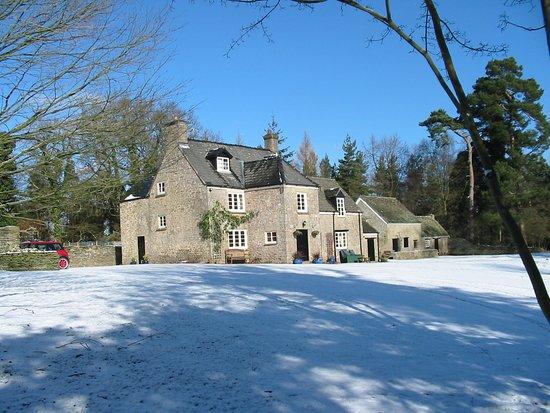 Yorkley, UK: Danby Lodge in Winter