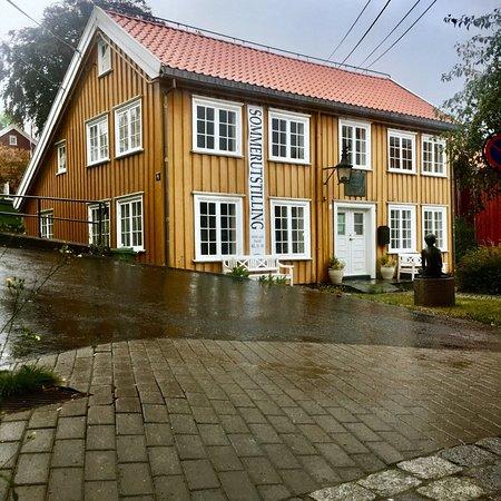 Grimstad Art Society Reimanngarden