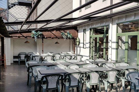 la terrasse extérieur 1 er étage - Picture of Da Giovanni ...