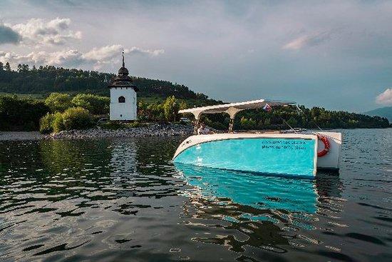 Liptovsky Trnovec, Slovakia: Greenboats