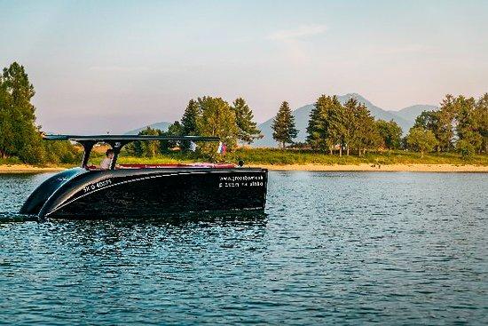 Liptovsky Trnovec, Eslovaquia: Greenboats
