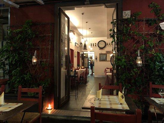 Osteria La Terrazza Rome Monte Sacro Restaurant Reviews