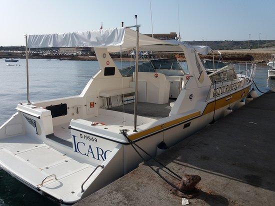 ICARO - Gozo & Comino Boat Tours and Cruises