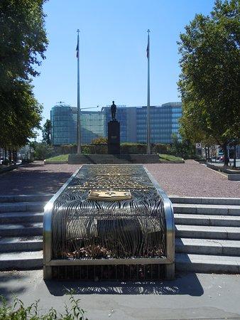 Memorial en hommage au Marechal Leclerc
