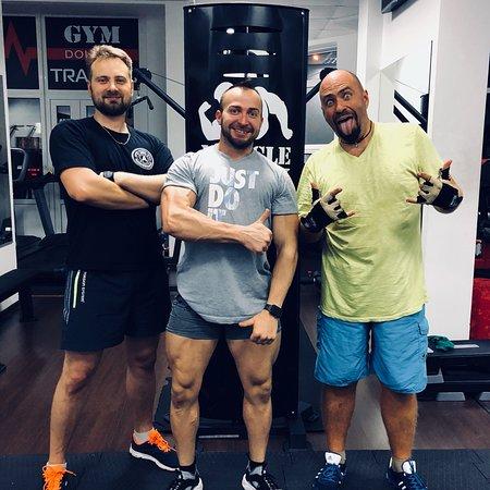 Muscle Gym Team Dolgov