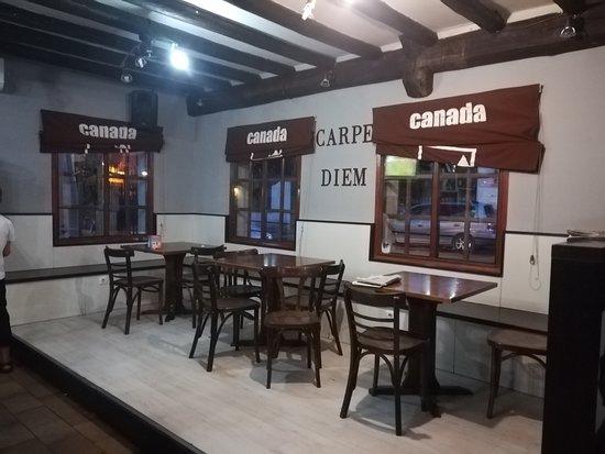 Canada Bar
